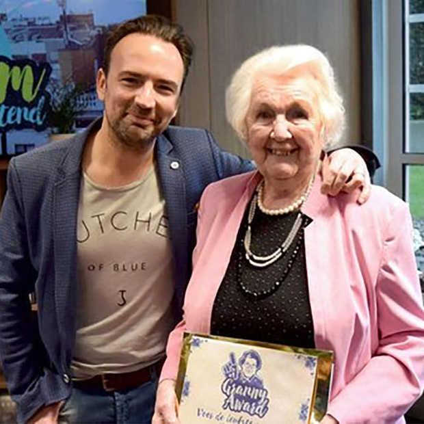 Gerard Ekdom gaat op zoek naar de leukste Oma van Nederland