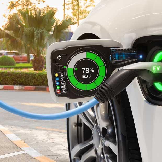 Nederland is één van de koplopers op gebied van elektrisch rijden