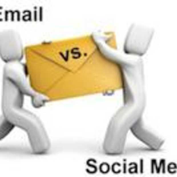 eMail nog steeds belangrijkste kanaal om content te delen