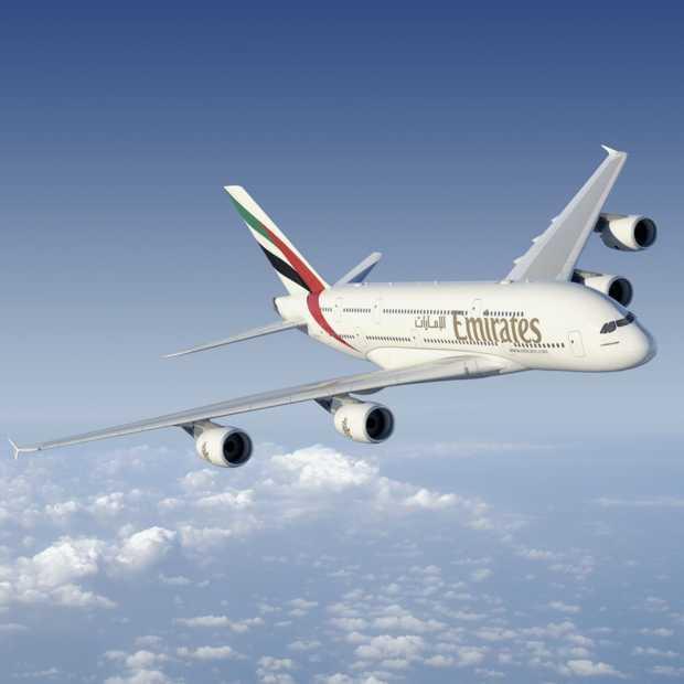 Emirates laat je je afspeellijst voor je vlucht al synchroniseren