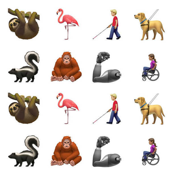 iOS 13.2 komt met maar liefst 398 nieuwe emoji