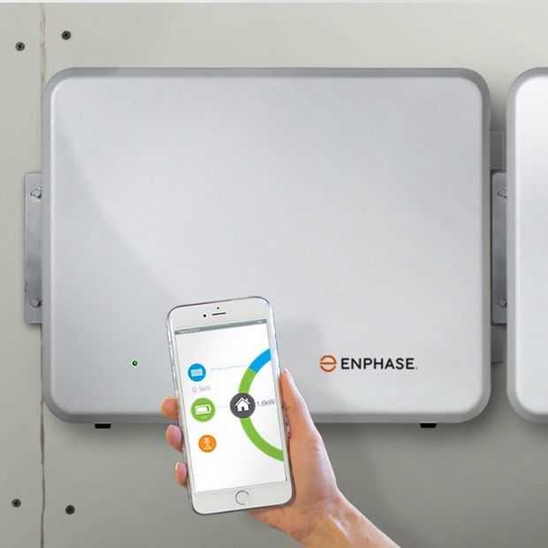 Modulaire thuisbatterij van Enphase: altijd genoeg, nooit te veel
