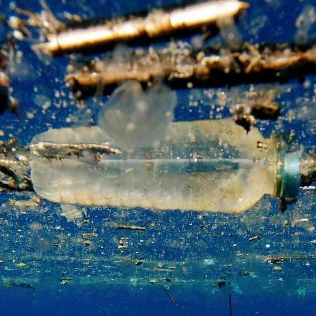 Wetenschappers vinden per ongeluk enzym dat plastic opeet
