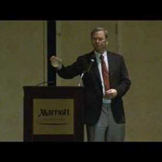 Eric Schmidt @ Virginia Business Higher Education Council