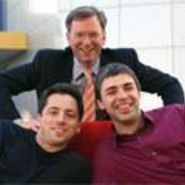 Eric Schmidt kiest partij voor Obama