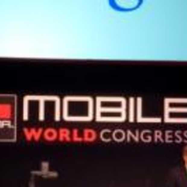 Eric Schmidt op het MWC 2010