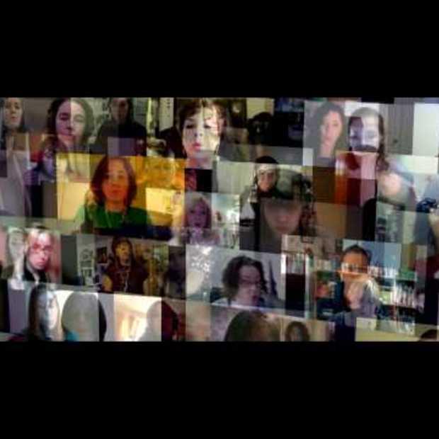 Wow - Eric Whitacre's Virtual Choir - 'Lux Aurumque'