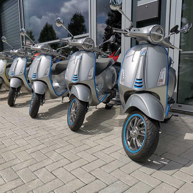 Denk je erover je scooter in te ruilen voor een escooter?