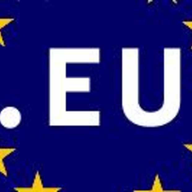 Europese extensie .eu 2.7 miljoen keer geregistreerd