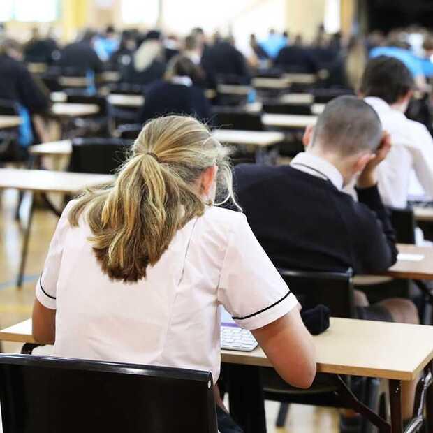 Hybride examens en toetsen worden in 2021 gemeengoed