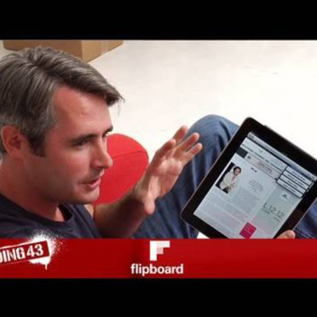 First look at revolutionary Social News iPad app: Flipboard