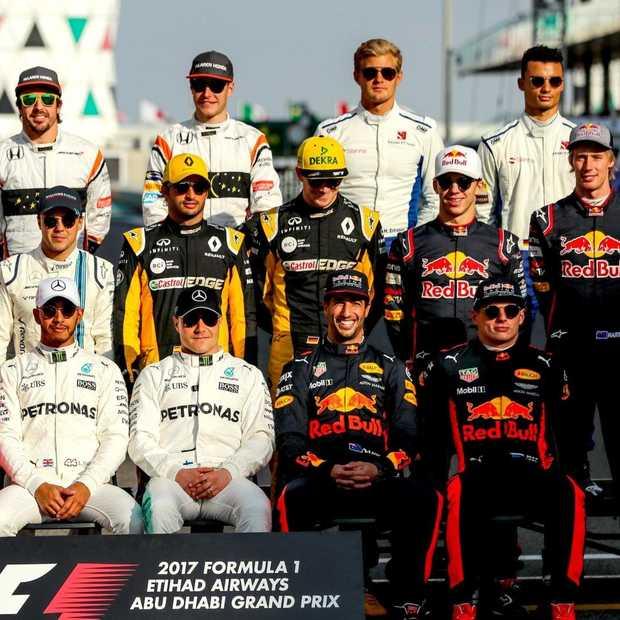 Formule 1-seizoen: dit waren de hoogtepunten op Twitter