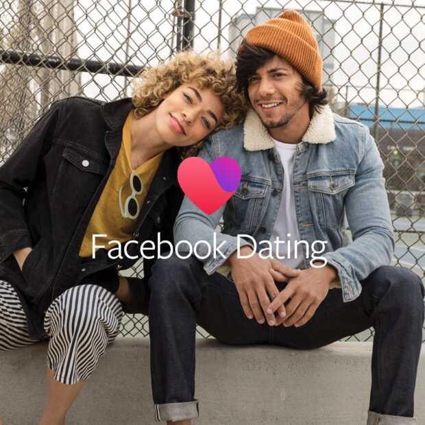 Eindelijk kunnen we daten via Facebook