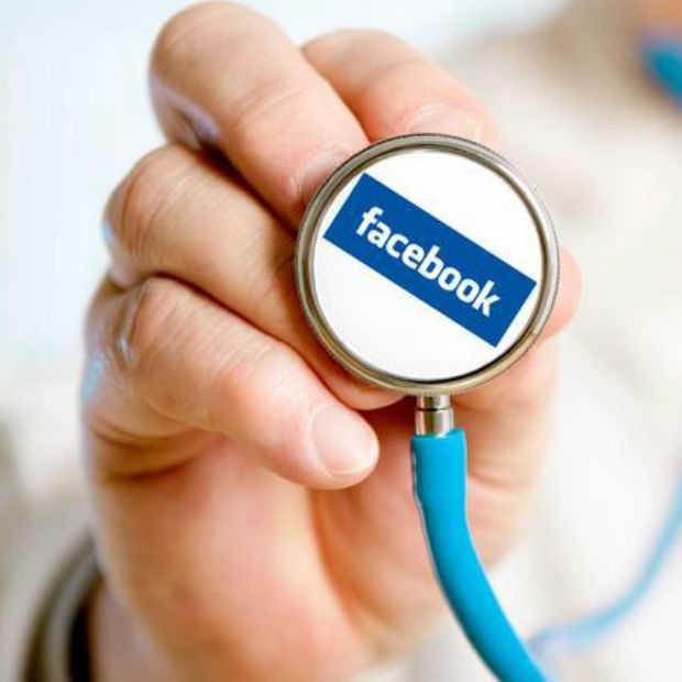 Facebook bezig met Healthcare functies en apps