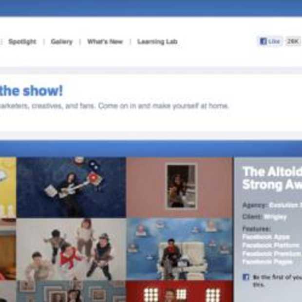Facebook komt met Facebook Studio