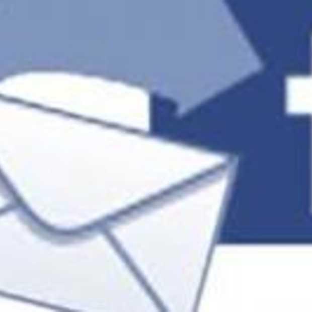 Facebook lanceert maandag haar eigen eMail-dienst