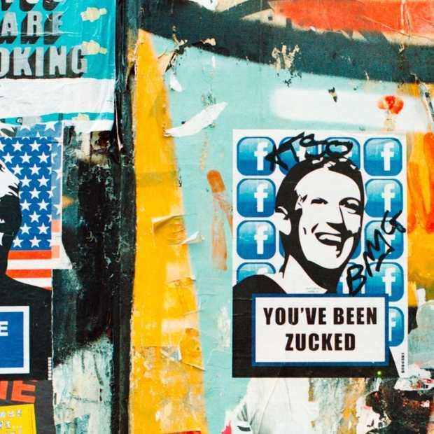 Facebook zwicht onder druk van adverteerders