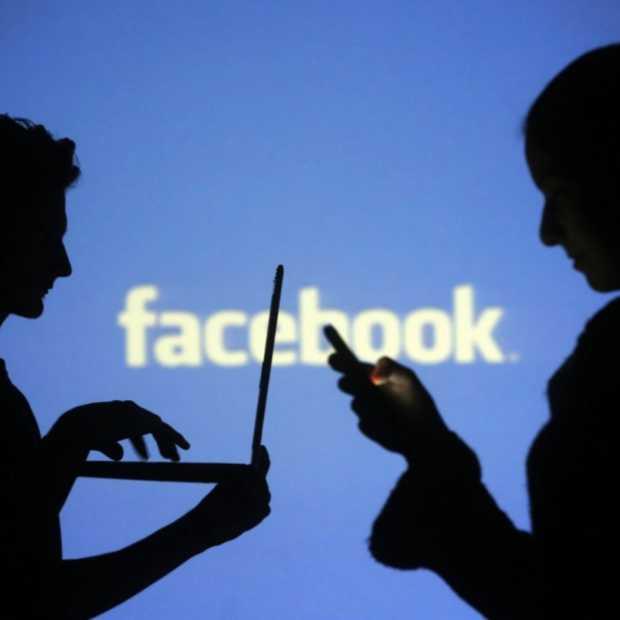 Facebook zet aanpassing newsfeed door, meer vrienden, minder nieuws