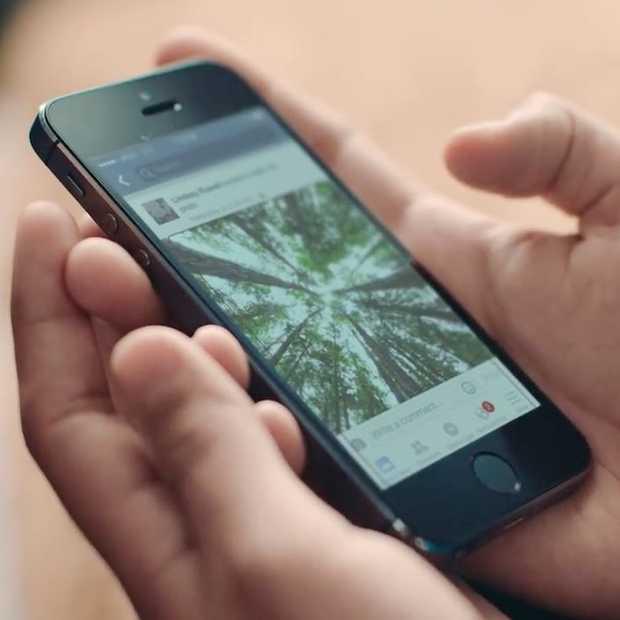 Facebook maakt foto's visueel voor blinden