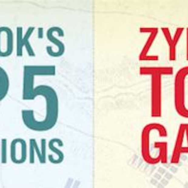 Facebook Vs Zynga: The Ultimate Showdown [Infographic]