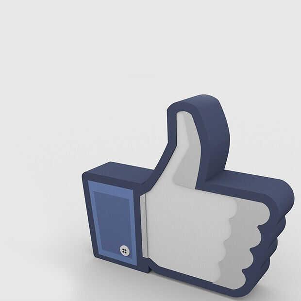 Facebook verwijdert Like-knop op alle pagina's