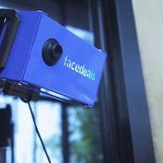 Facedeals : Facebookcamera herkent je wanneer je een winkel binnenstapt