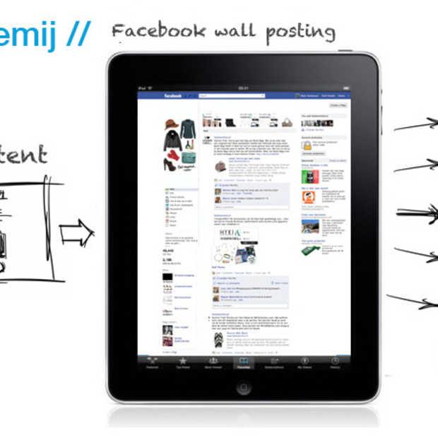 Facemij: geld verdienen met Facebook