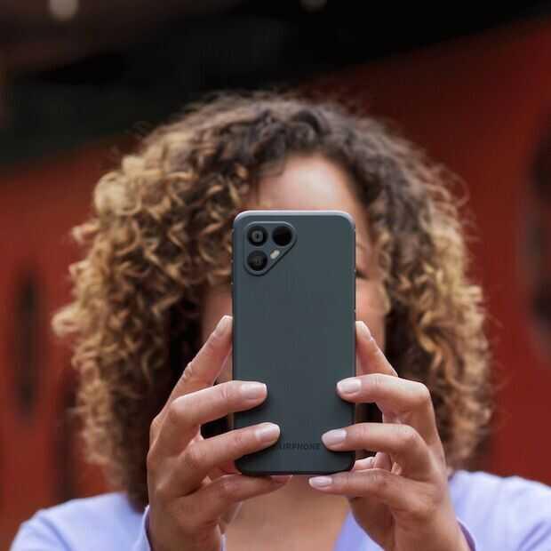 Fairphone's vijfde modulaire smartphone heeft ook 5G