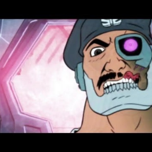Far Cry 3: Blood Dragon trailer