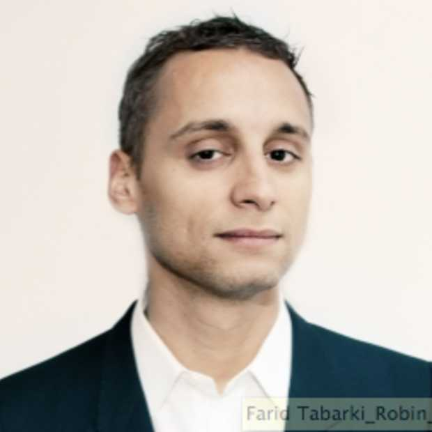 Farid Tabarki wint Trendwatcher of the Year Awards 2012
