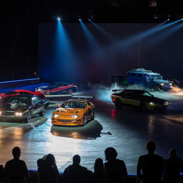 Het spektakel van Fast & Furious Live wil je niet missen