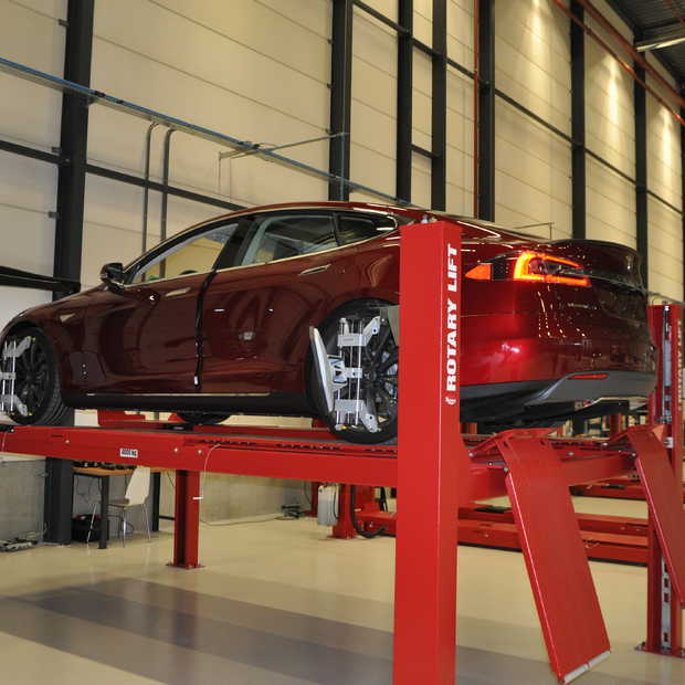 Feedback van klanten zorgt voor meer opties op Tesla Model S