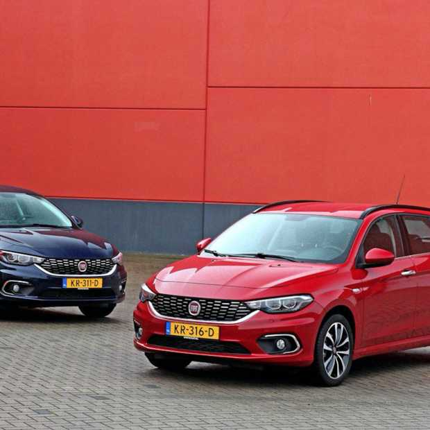 Fiat Tipo Hatchback en Tipo Stationwagen, de value for money modellen