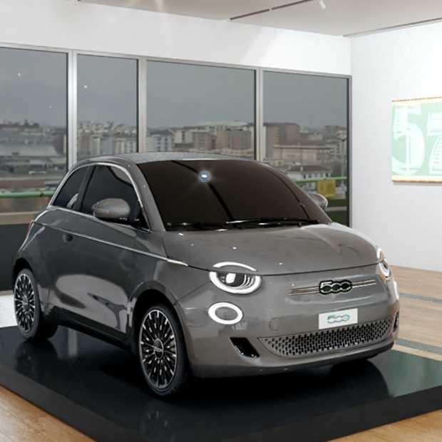 Virtual Casa 500: het feestje voor de nieuwe elektrische Fiat 500