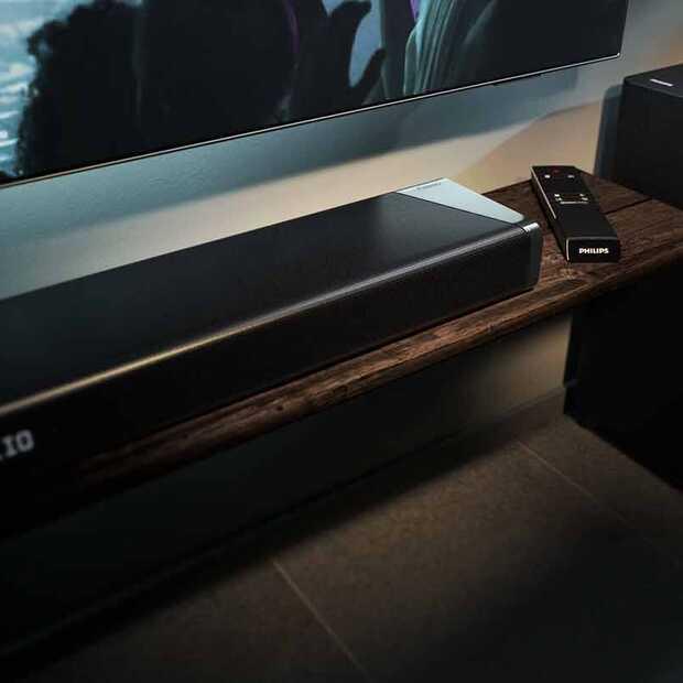 De toekomst van audio en tv ziet er volgens Philips TV & Sound zo uit