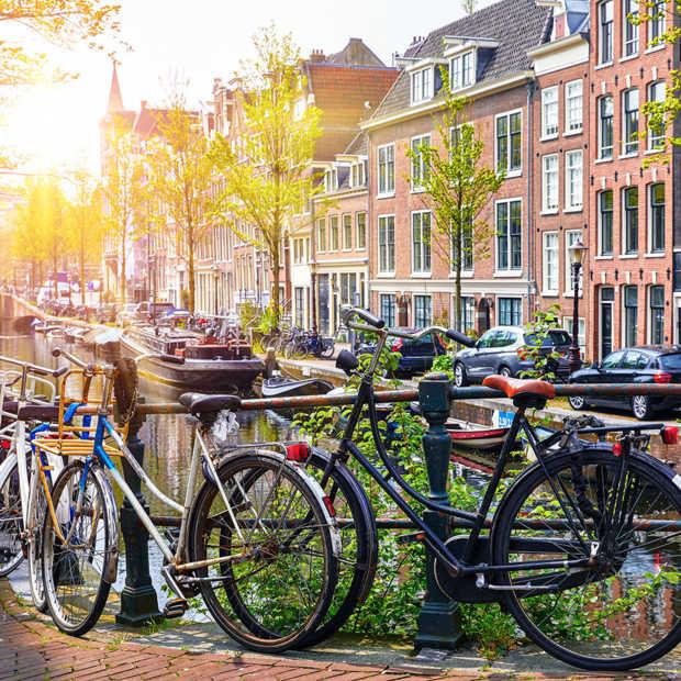 Amsterdam gekroond tot fietsstad van de wereld
