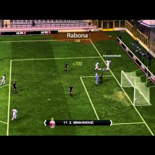 Fantastische FIFA 11 goals compilatie