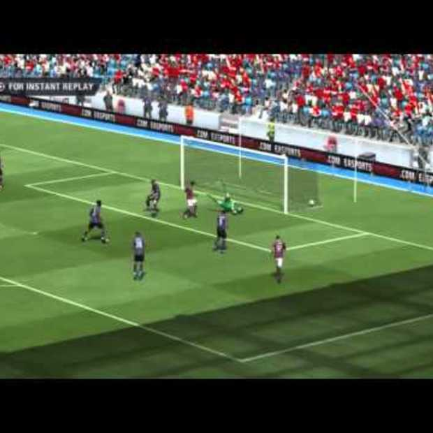 FIFA 13 goals of the week