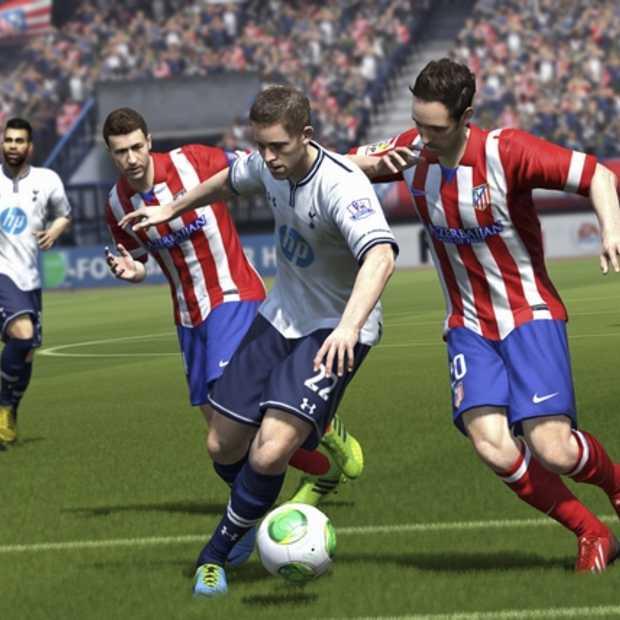 FIFA 14 is ideaal voor beginners