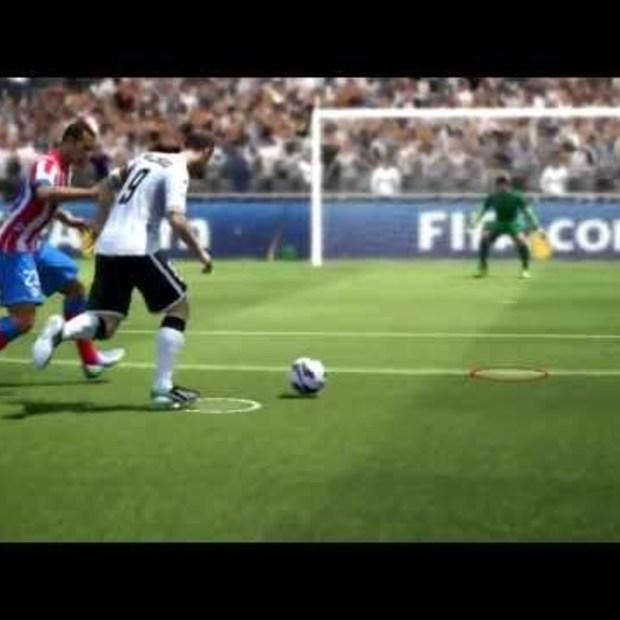 Officiële Gameplay Trailer van FIFA 14