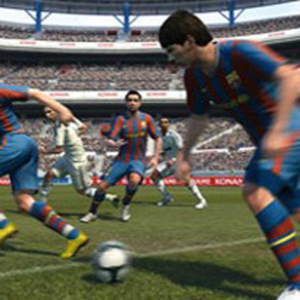 FIFA, pas op: Pro Evolution Soccer wil zijn kroon terug