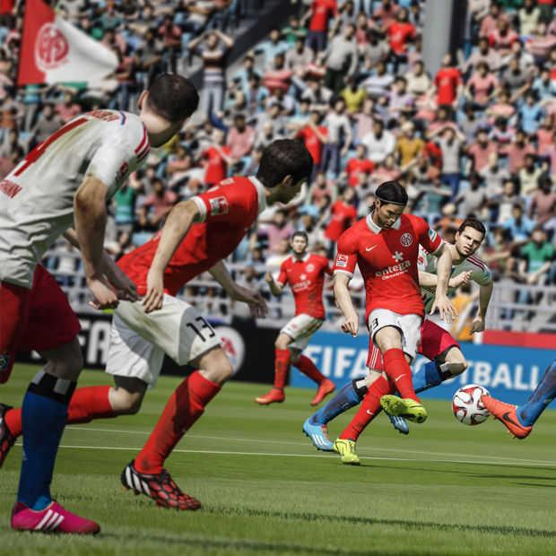 FIFA 15: virtueel voetbal is nu ook emotie