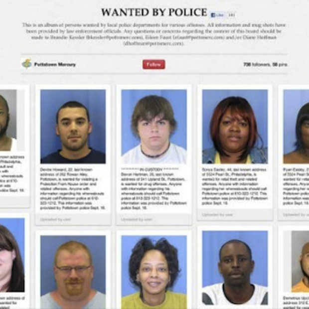 Fighting crime op Pinterest