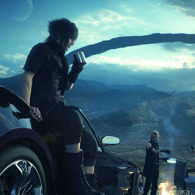 Final Fantasy XV: Een road trip met hindernissen