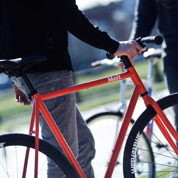 Geef je werknemers een fiets in ruil voor branding