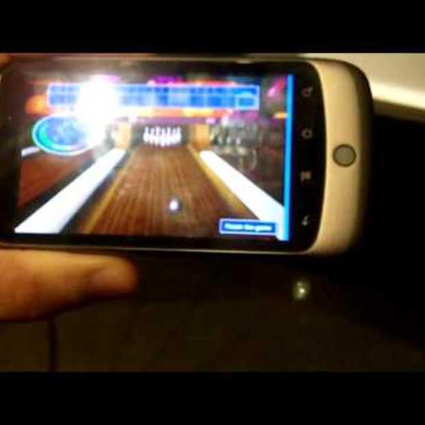 Android en Flash (demo)