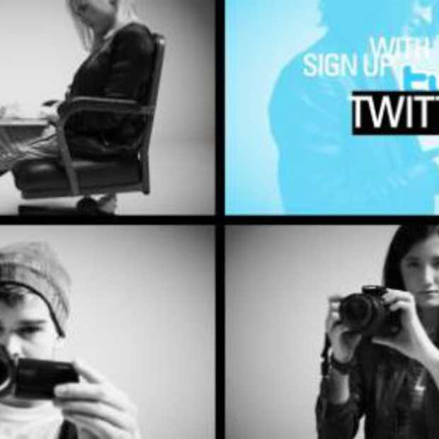Flickr, YouTube, Twitter en Facebook reporters naar Fashion Week NY