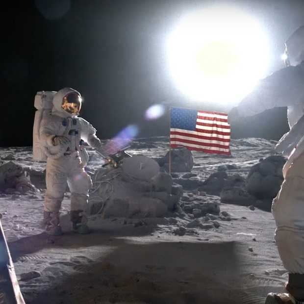 Apple lanceert teaser voor TV-serie 'For All Mankind'