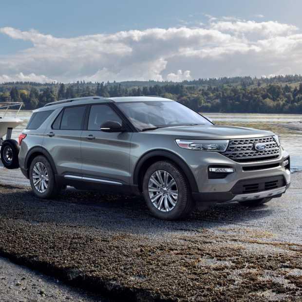 Ford Explorer Plug-In Hybrid; voor wie van extra groot houdt