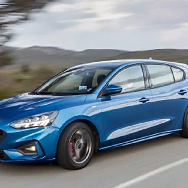 Nieuwe Ford Focus helpt spookrijden op snelweg te voorkomen